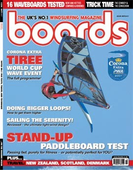 Boards Magazine October 2007